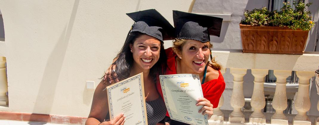 certificados de los cursos
