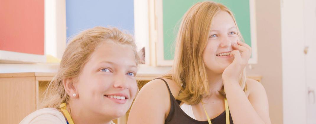Curso de inglés para jóvenes