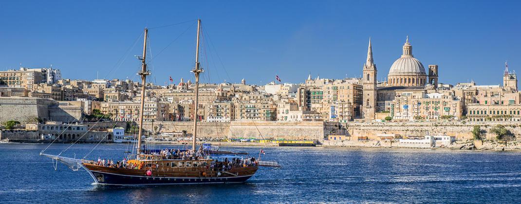 Descubre Valletta