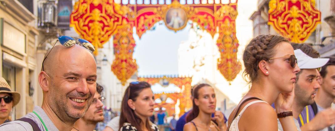 Festival en Valletta