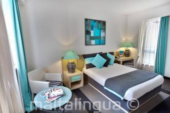Dormitorio Hotel Juliani, St Julians, Malta