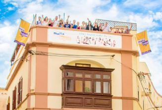 Escuela de inglés en Malta en St Julians, Malta