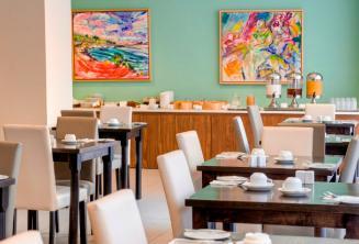 Restaurante en el Hotel Argento