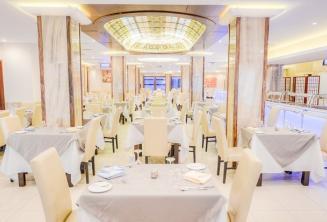 Restaurante del Hotel Alexandra
