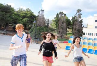 Actividades deportivas de la escuela de inglés en Malta