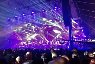 Rockestra concierto de rock en Malta