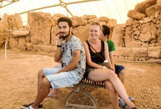 Tour guiado a los templos antiguos