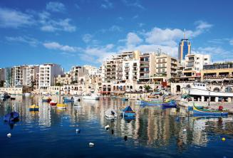Foto de Spinola Bay, St Julians